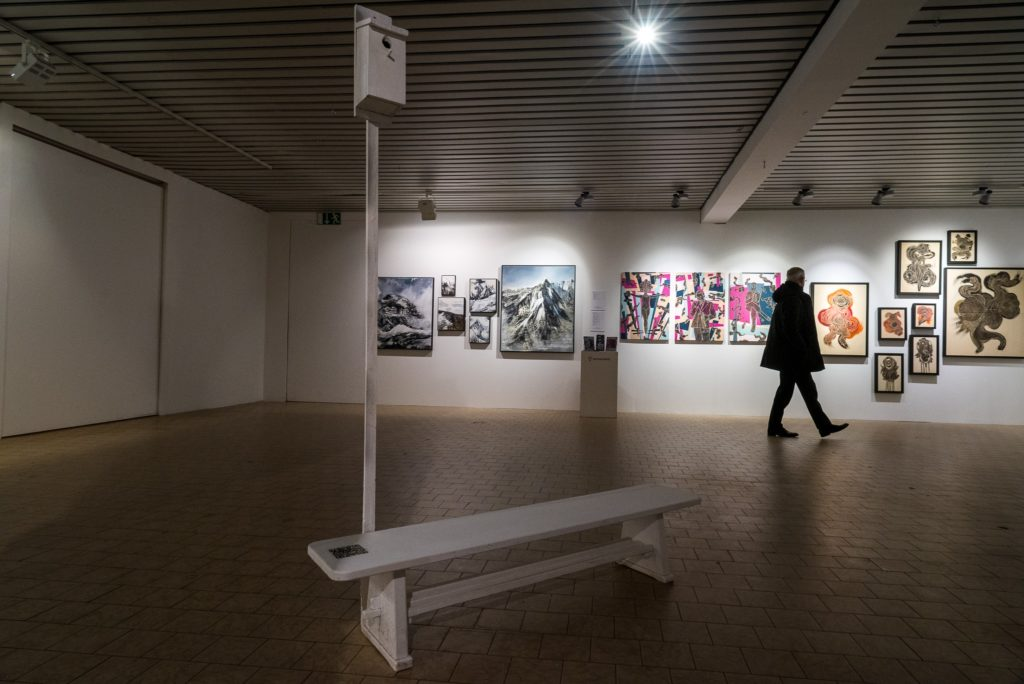 Affenfaust Galerie in Hamburg