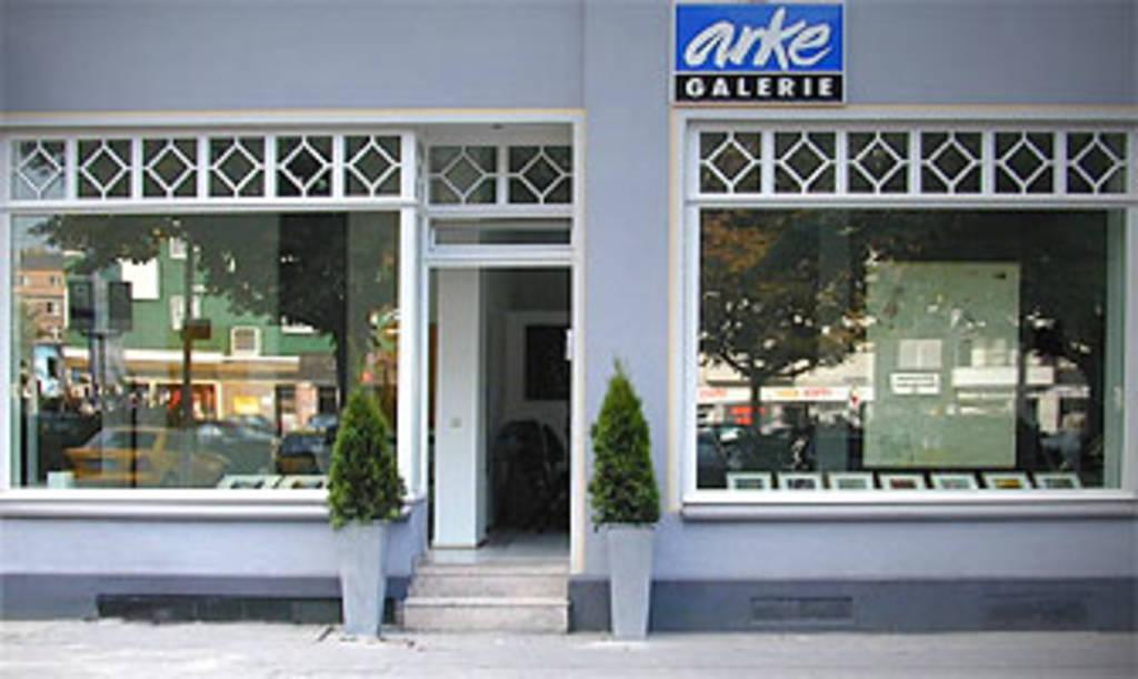 Arke Galerie in Dortmund