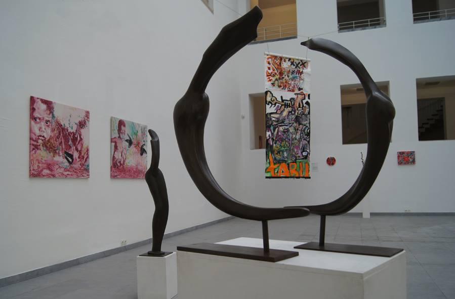 Atelierhaus kunstDOmäne in Dortmund