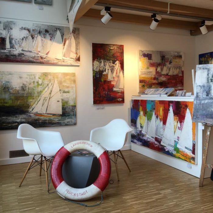 Das Kleine Kunsthaus in Hamburg