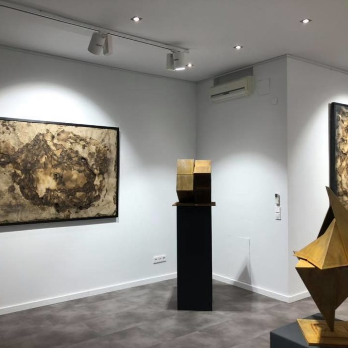 Dora Ostrovsky Art Hub Galerie in Frankfurt am Main