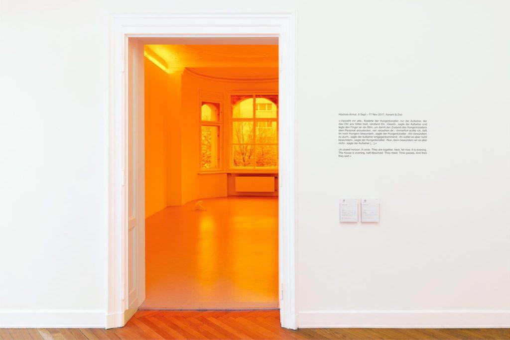 Galerie Aanant & Zoo in Berlin