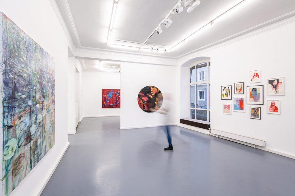 Galerie Andreas Binder in München