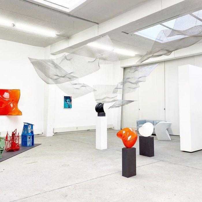 Galerie Anja Knoess in Köln