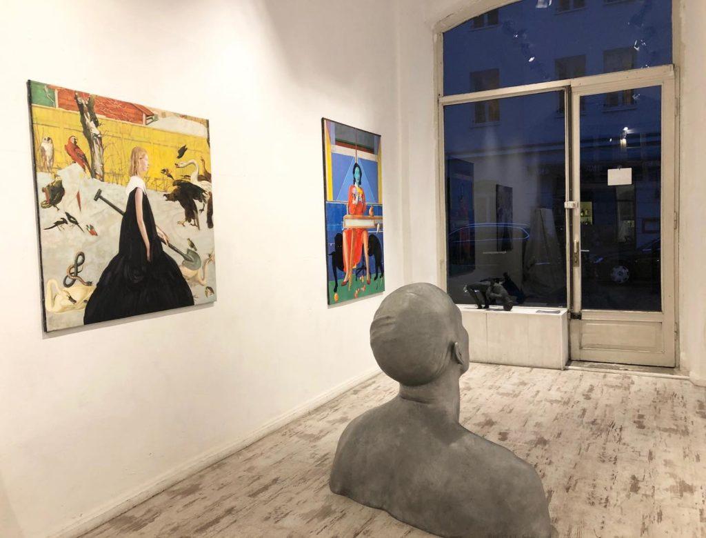 Galerie Benjamin Eck in München