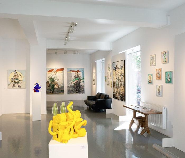 Galerie Berghout in Frankfurt am Main