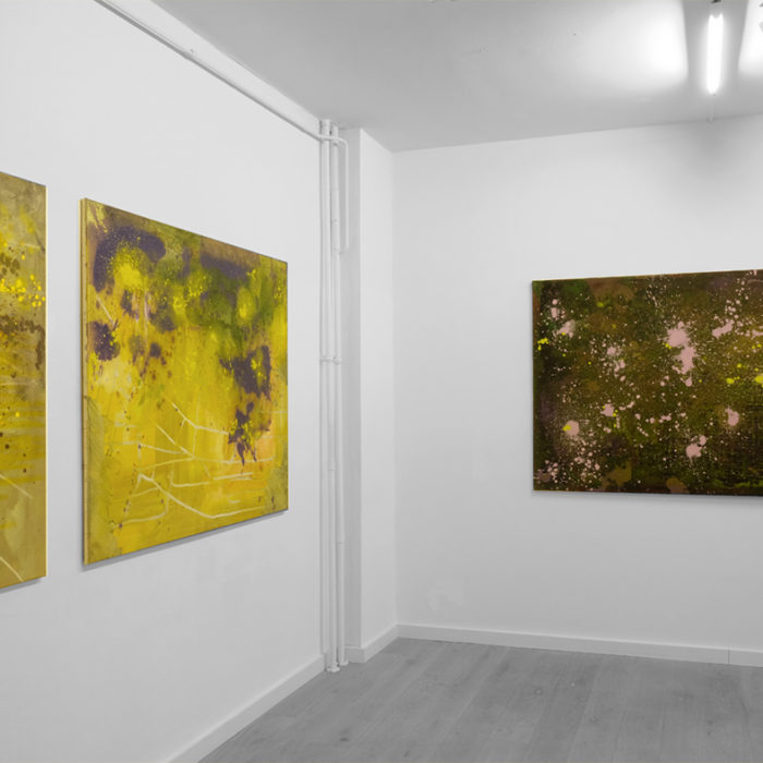 Galerie Bernet Bertram in Berlin