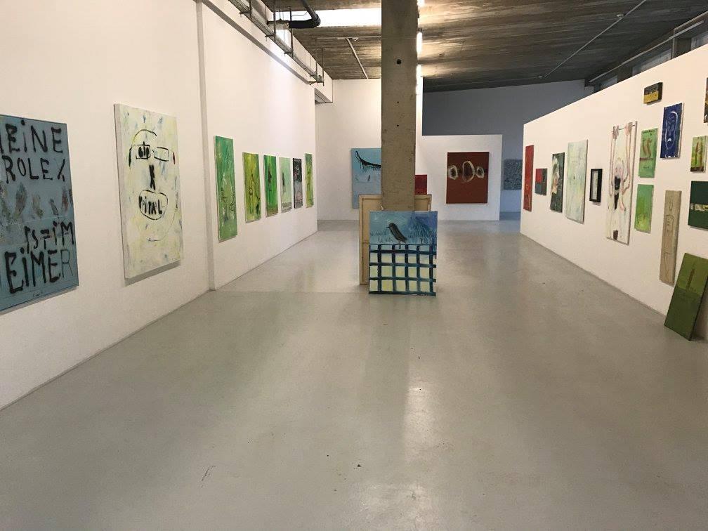 Galerie Borssenanger in Hamburg
