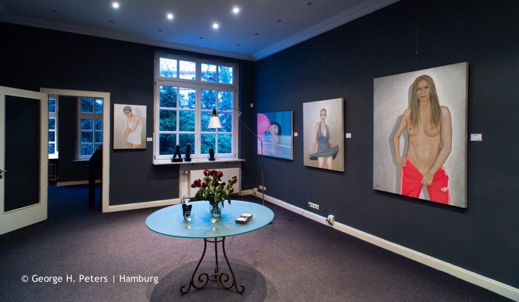Galerie Claudius in Hamburg