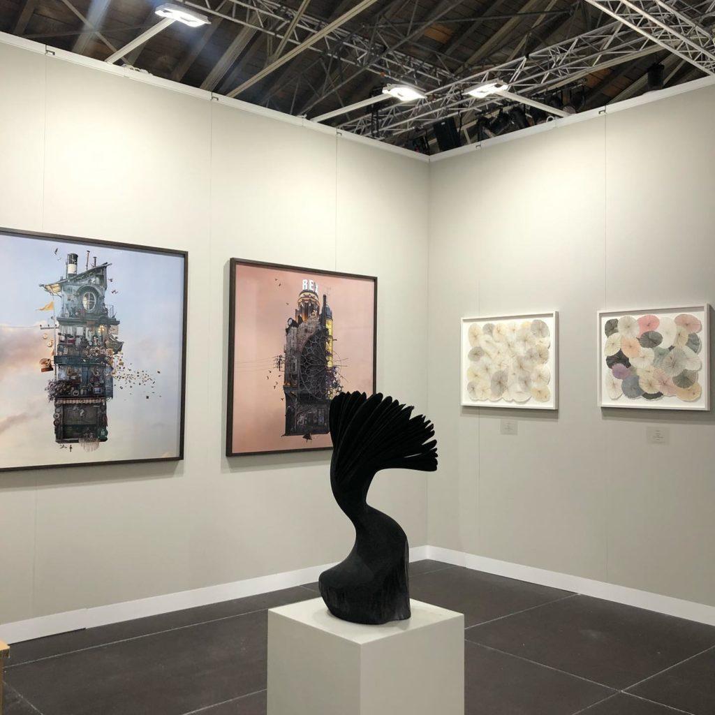 Galerie Commeter in Hamburg