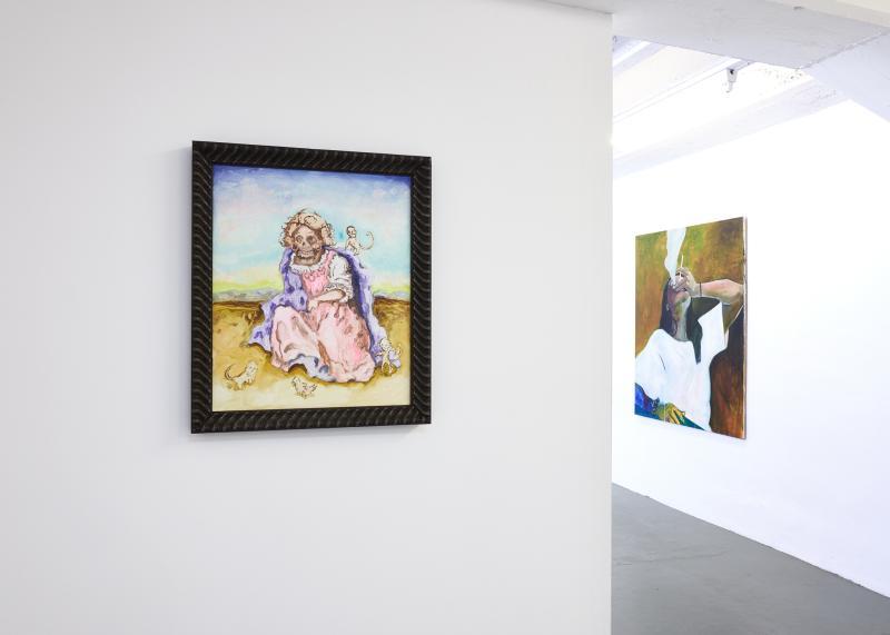 Galerie Constanze Reinhardt in Stuttgart
