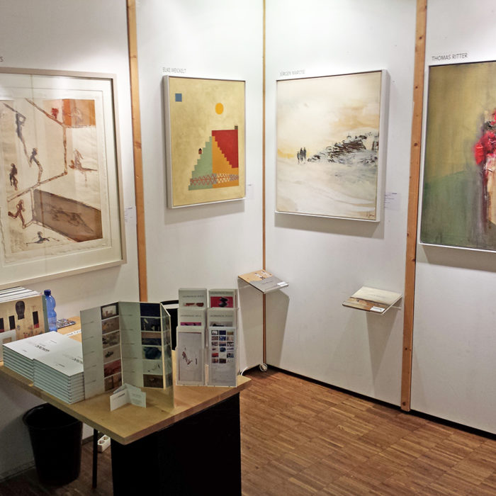 Galerie Depelmann in Hannover