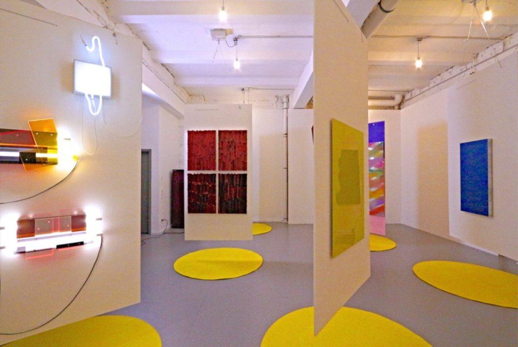 Galerie Floss & Schultz in Köln