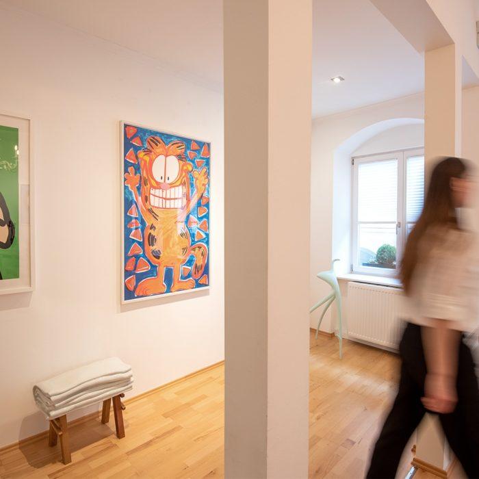 Galerie Frank Fluegel in Nürnberg