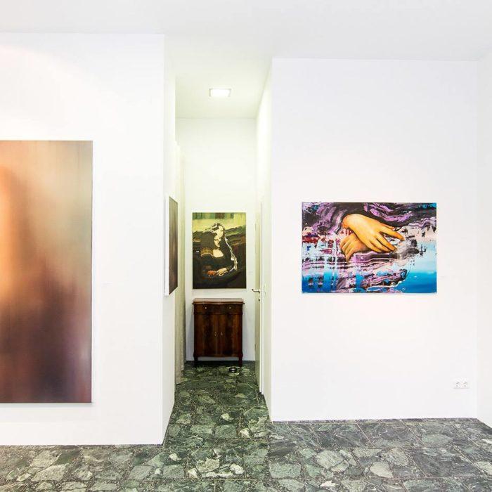 Galerie Goltz an der Philharmonie in Essen