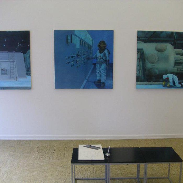 Galerie Greulich in Frankfurt am Main