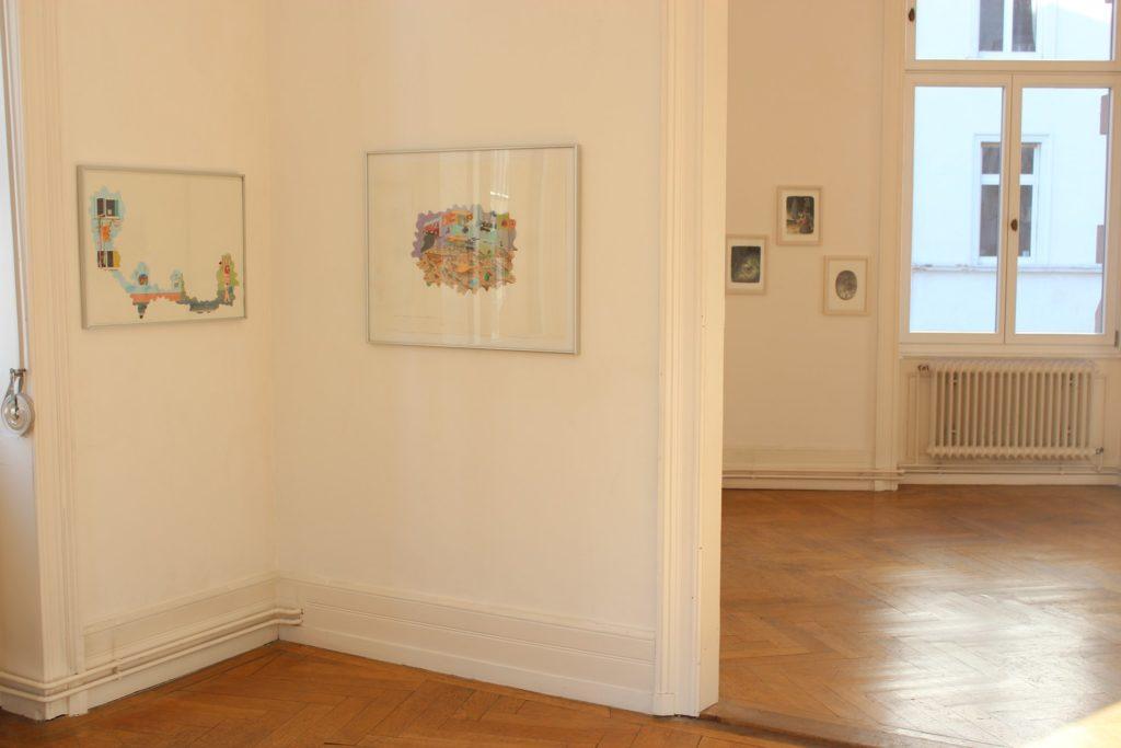 Galerie Hübner & Hübner in Frankfurt am Main