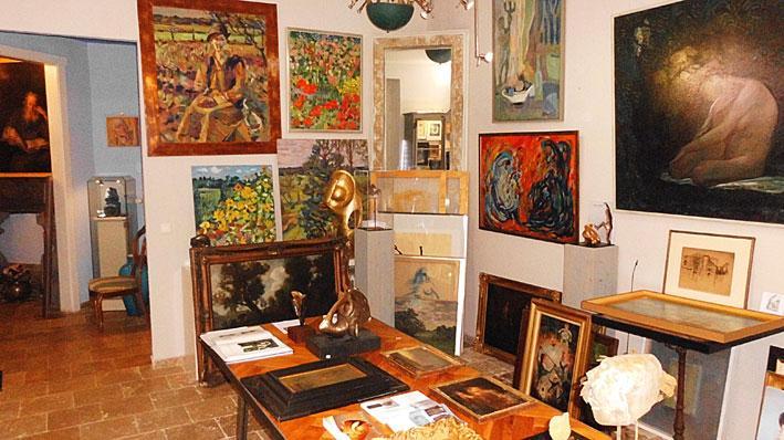 Galerie Herrmann in Hamburg