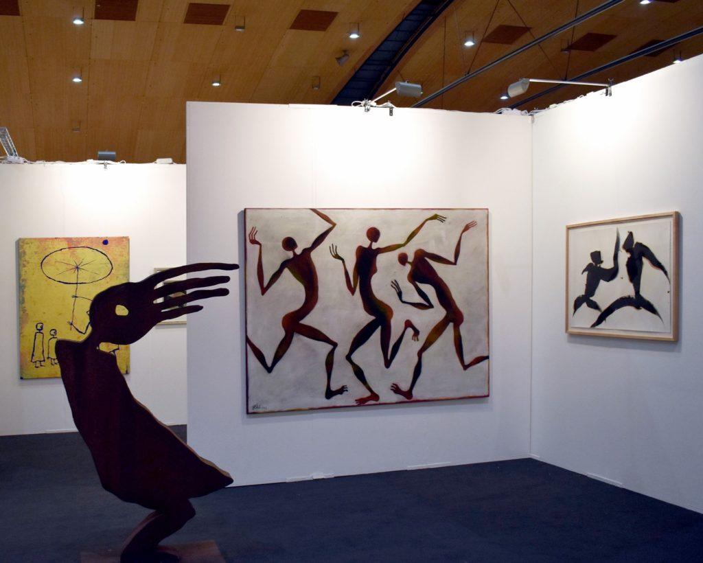 Galerie Horst Dietrich in Berlin