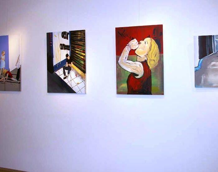 Galerie Iliev in Köln