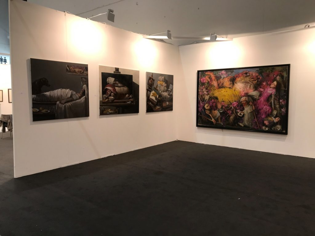 Galerie KK Klaus Kiefer in Essen