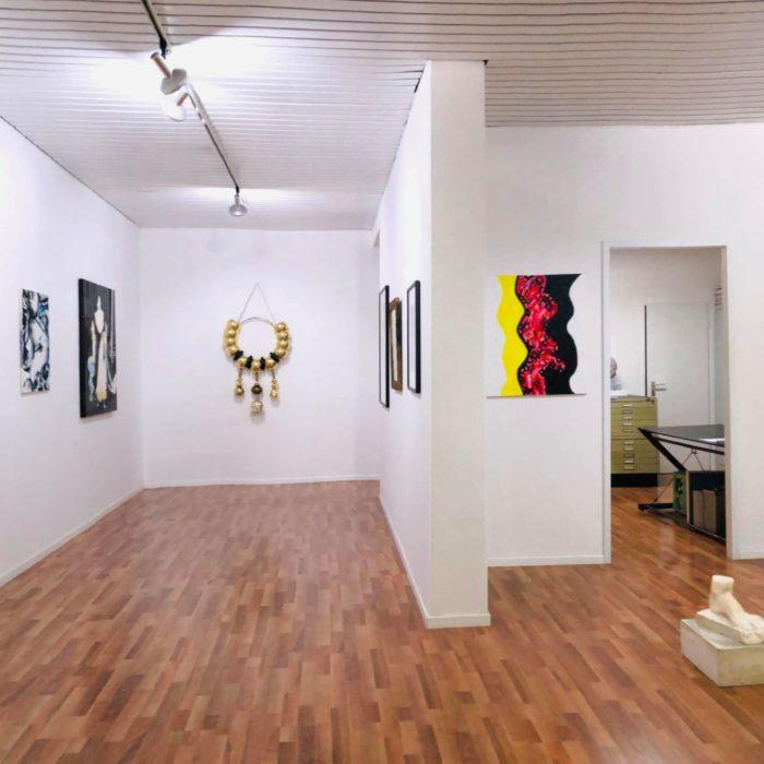 Galerie Klaus Lea in München