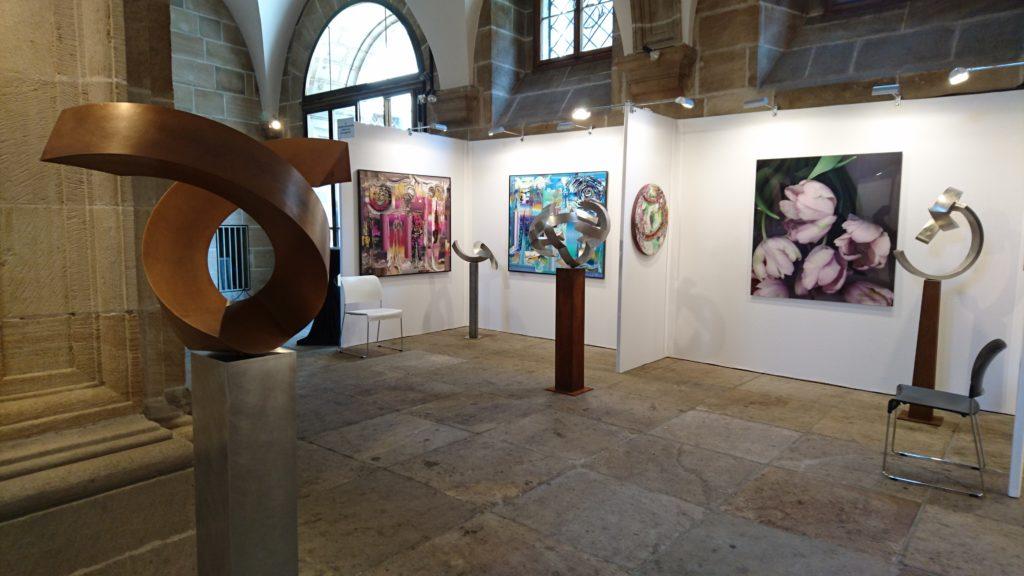 Galerie LS LandskronSchneidzik in Nürnberg