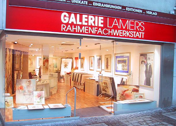 Galerie Lamers in Dortmund