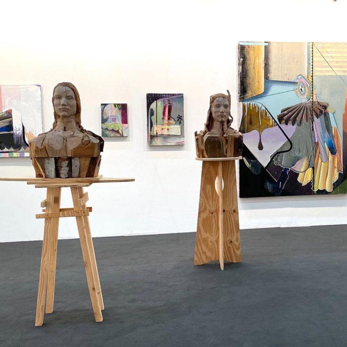 Galerie Leuenroth in Frankfurt am Main