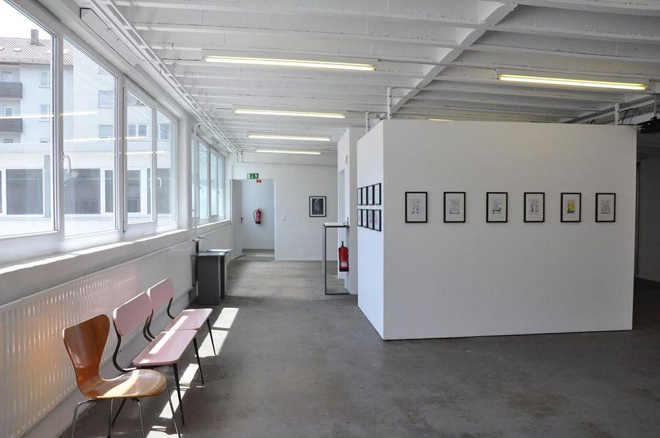 Galerie Merkle in Stuttgart