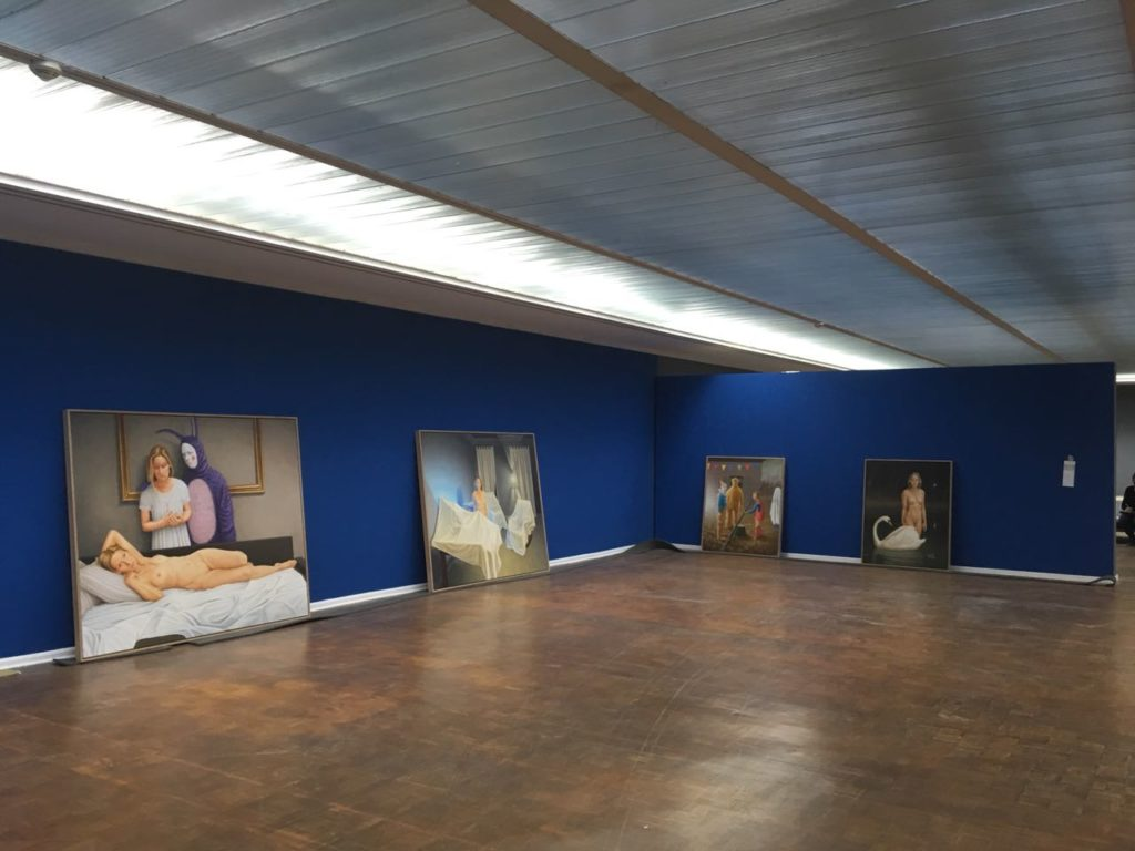 Galerie Schwind in Berlin