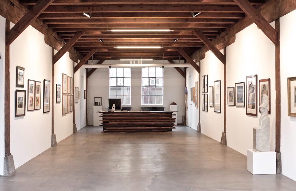 Galerie St. Gertrude in Hamburg