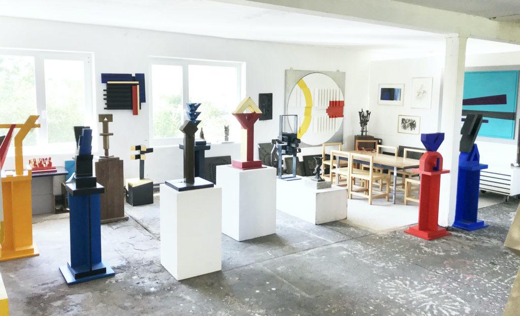 Galerie Stadtatelier Urban Hajek in Stuttgart