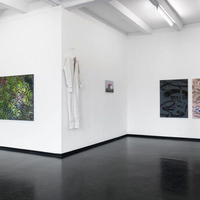 Galerie Wilma Tolksdorf in Frankfurt am Main