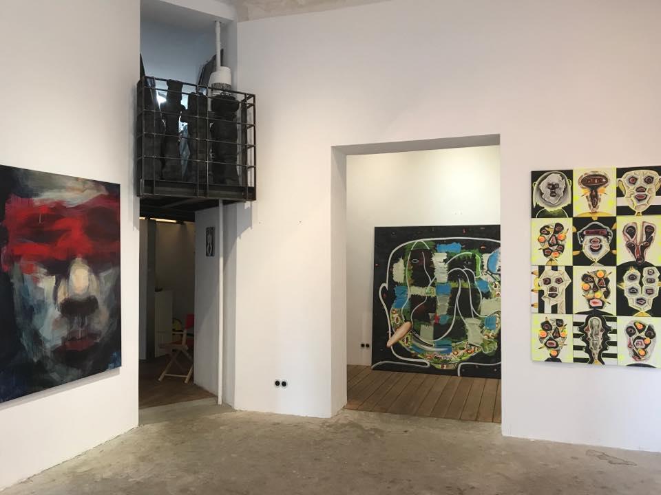 Galerie Z22 in Berlin