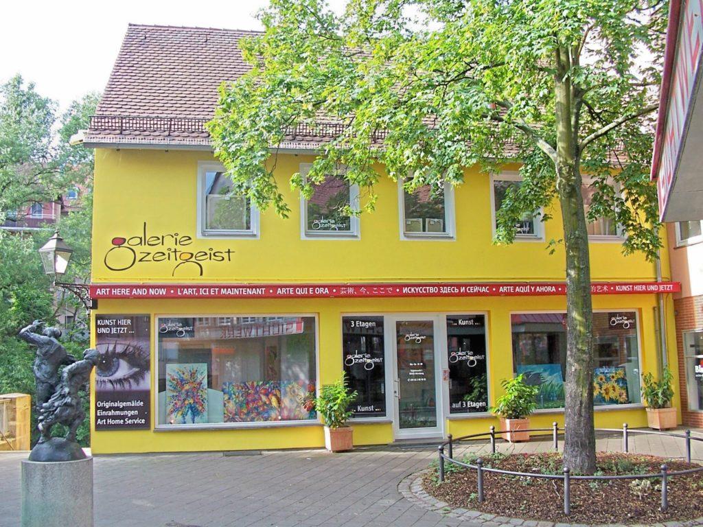 Galerie Zeitgeist in Nürnberg