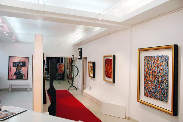 Galerie von Abercron in München