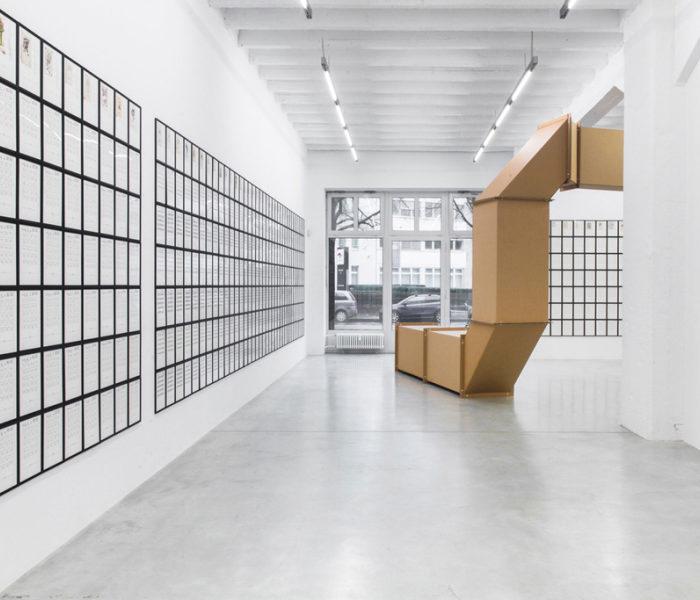 Konrad Fischer Galerie in Berlin