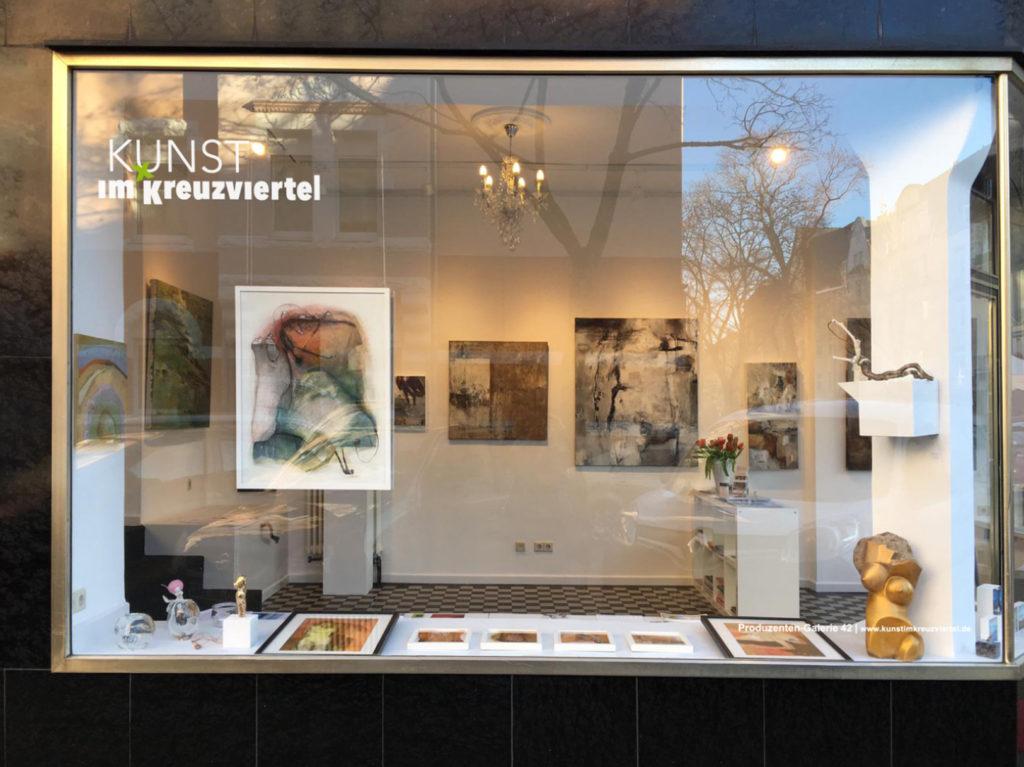 Kunst im Kreuzviertel in Dortmund