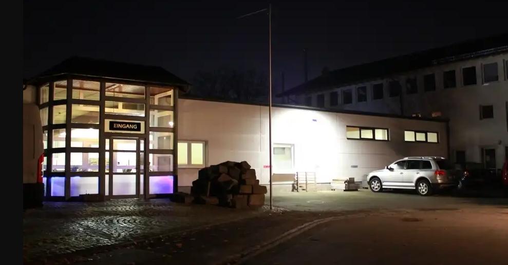 Kunsthalle am Phoenixsee in Dortmund