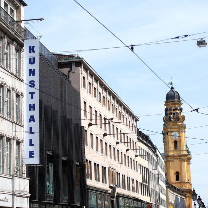 Kunsthalle München. Die Kunsthalle der Hypo-Kulturstiftung in München