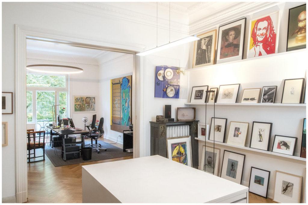 LEVY Galerie in Hamburg