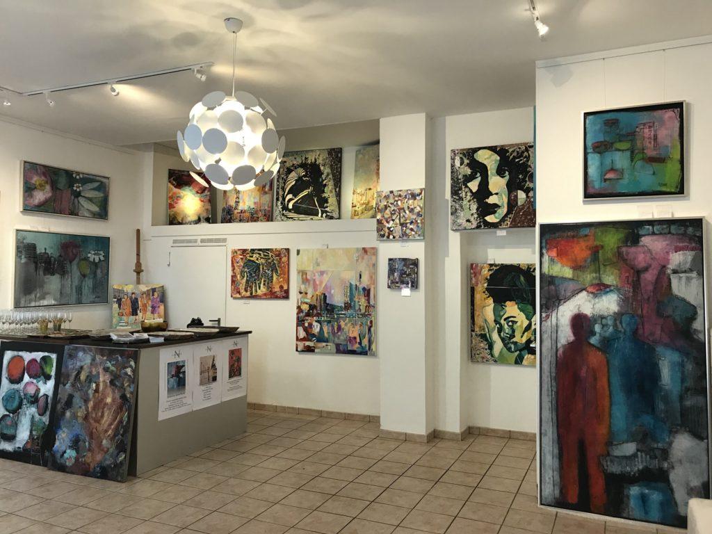 N Galerie in Hamburg