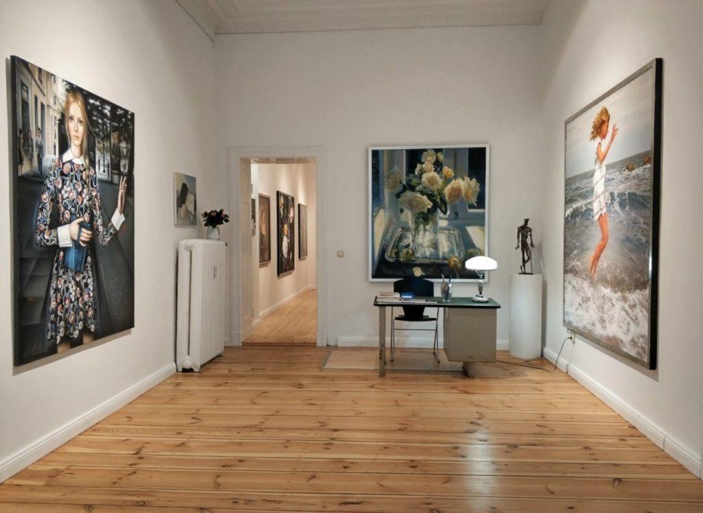 TVD ART Galerie in Berlin