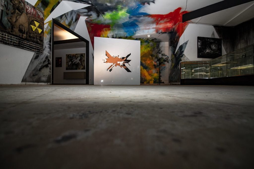 Urban Art Gallery in Stuttgart