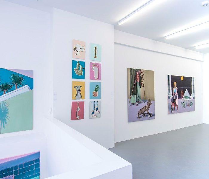 kunst-raum schulte-goltz + noelte in Essen