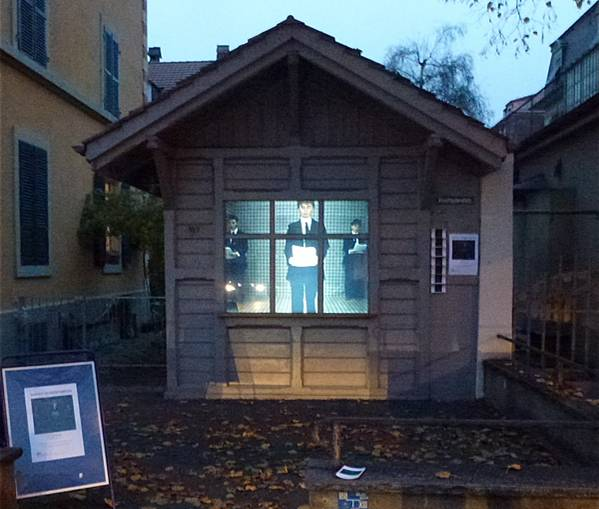 9a am stauffacherplatz in Bern