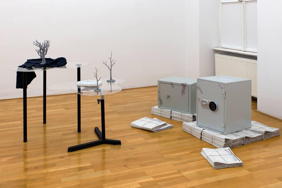 Galerie Andreas Huber in Wien