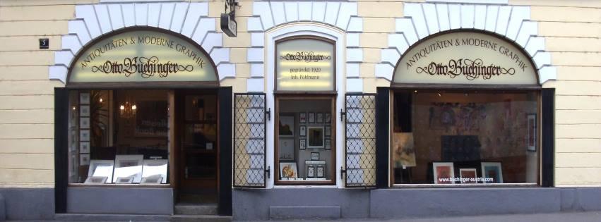 Galerie Otto Buchinger in Linz