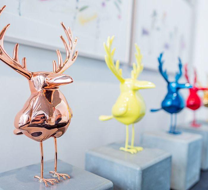 Atelier / Galerie Michael Ferner in Salzburg